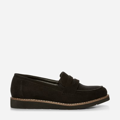 Gyllene Gripen Loafer - Sort 317223 feetfirst.no