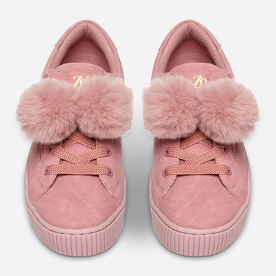 Zoey Sneakers - Rosa 317333 feetfirst.no