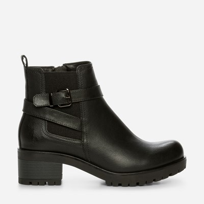 Alley Boots - Sort 318206 feetfirst.no