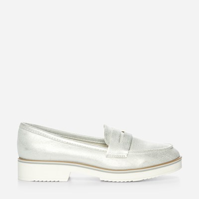 Claudia Ghizzani Loafer - Metall 318718 feetfirst.no