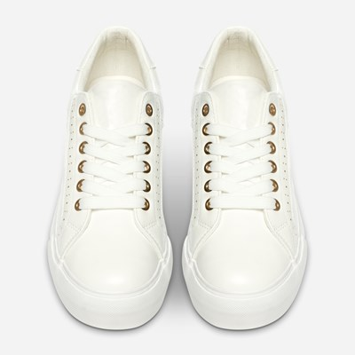 Claudia Ghizzani Sneakers - Hvit 318795 feetfirst.no