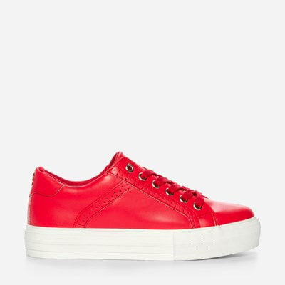 Claudia Ghizzani Sneakers - Rød 318796 feetfirst.no