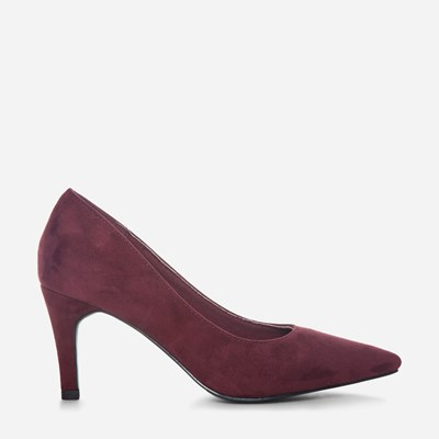 Duffy Pumps - Rød 318862 feetfirst.no