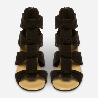 Zoey Sandal - Sort 318934 feetfirst.no