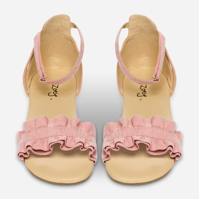 Zoey Sandal - Rosa,Rosa 318935 feetfirst.no
