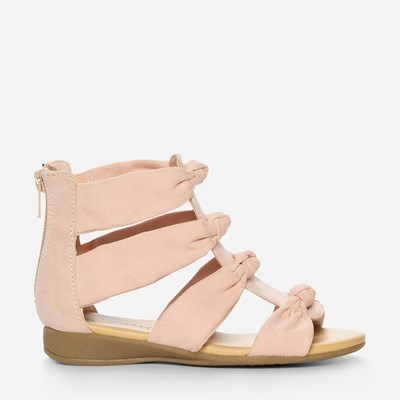 Zoey Sandal - Rosa,Rosa 318986 feetfirst.no