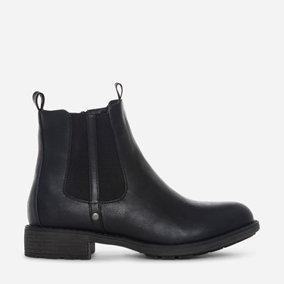 Duffy Varmfôret Boots - Sort 319069 feetfirst.no