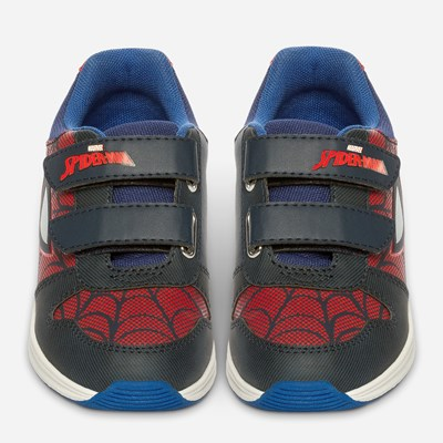 Spiderman Sneakers - Blå 319192 feetfirst.no