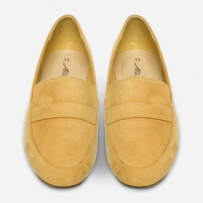 Alley Loafer - Gul 319220 feetfirst.no