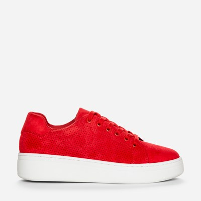 Duffy Sneakers - Rød 320872 feetfirst.no