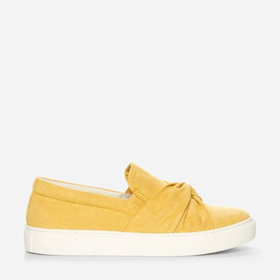 Alley Sneakers - Gul,Gul 320885 feetfirst.no