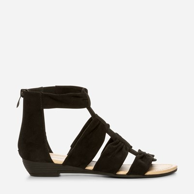 Alley Sandal - Sort 320927 feetfirst.no