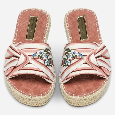 Claudia Ghizzani Sandal - Rosa 321168 feetfirst.no