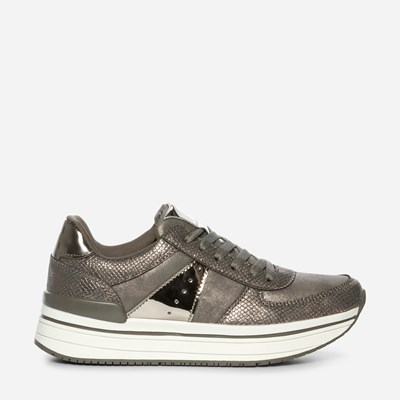 Claudia Ghizzani Sneakers - Grå 321385 feetfirst.no