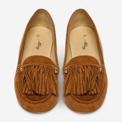 Alley Loafer - Brun 321401 feetfirst.no