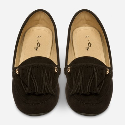 Alley Loafer - Sort 321405 feetfirst.no