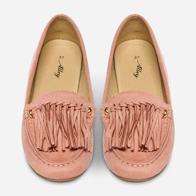 Alley Loafer - Rosa 321406 feetfirst.no