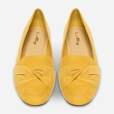 Alley Loafer - Gul 321422 feetfirst.no