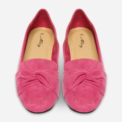 Alley Loafer - Rosa 321424 feetfirst.no