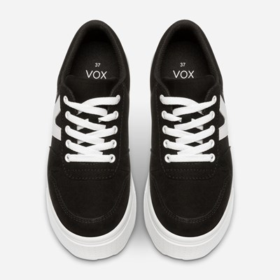 Vox Sneakers - Sort,Sort 321433 feetfirst.no