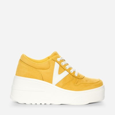 Vox Sneakers - Gul,Gul 321436 feetfirst.no