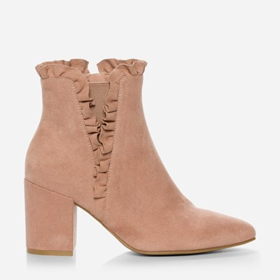 Alley Boots - Rosa,Rosa 321467 feetfirst.no
