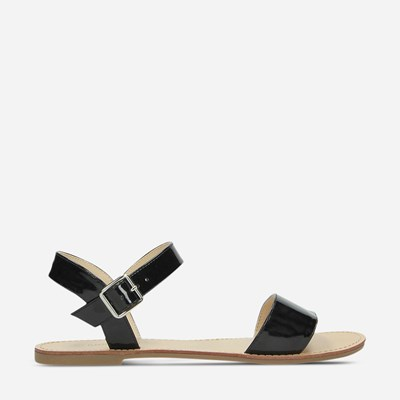 Claudia Ghizzani Sandal - Sort 321630 feetfirst.no
