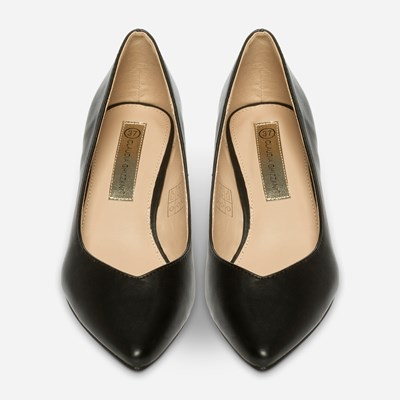 Claudia Ghizzani Pumps - Sort 321634 feetfirst.no