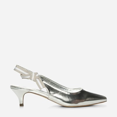 Claudia Ghizzani Pumps - Metall 321638 feetfirst.no