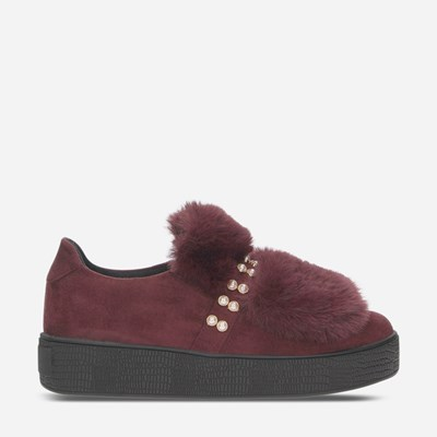 Claudia Ghizzani Sneakers - Rød 321687 feetfirst.no