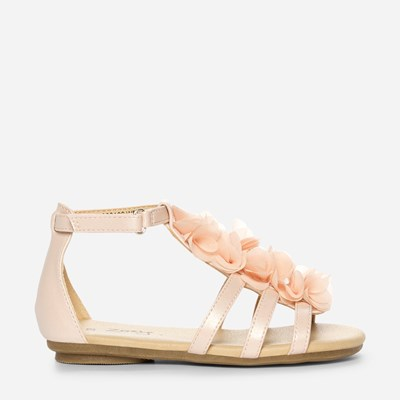 Zoey Sandal - Rosa 322162 feetfirst.no