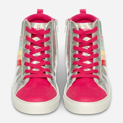 Zoey Sneakers - Metall 326173 feetfirst.no