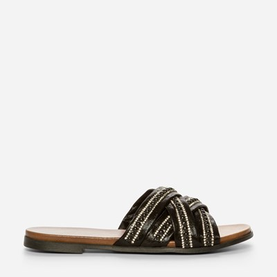 Claudia Ghizzani Sandal - Sort,Sort 326288 feetfirst.no