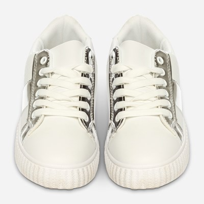 Claudia Ghizzani Sneakers - Hvit 327564 feetfirst.no