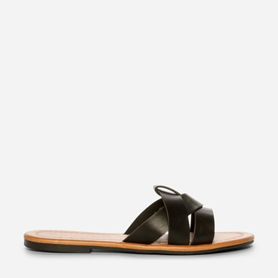 Claudia Ghizzani Sandal - Sort,Sort 328447 feetfirst.no